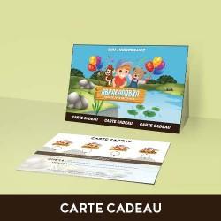CHÈQUE CADEAU - FORMULE 2